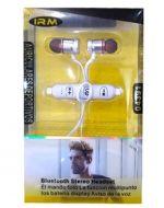 Audífonos con Bluetooth Deportivo x 4 Unds.