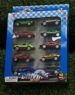Set de Auto x 4 Unds.