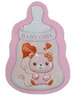Cajita de Metal para Baby Shower x 4 Set. 2 Pcs