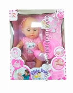 Muñeco Bebé Nenuco x 3 Unidades