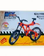 Bicicleta Lego x6 Unds