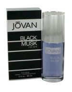 Perfume Jovan Musk Black para Hombre  x 4 Unds. Medida: 100 ml.