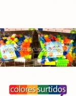 x3 Set Bolsa con Bloques Lego