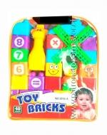 Bolsa Juguetes Lego x 3 Unidades
