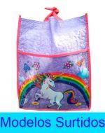 Bolsa Pony x 6 Unds. Medida: 37 x 27 cm.