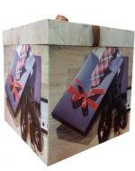 Caja de Regalo x 12  Unds. Medida: 15 x 15 cm Aprox