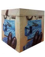 Caja de Regalo x 12  Unds. Medida: 20 x 20 cm Aprox