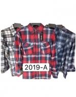 Camisa Franela Hombre Interior Polar  x 6  Unds. Tallas: M -L- XL- XXL