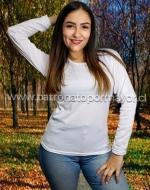 Camiseta de Polar Dama  x 12 unds. Talla: M/L - XL/XXL