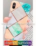 Carcasa de Marmol Huawei Y9 x 6 Unds.