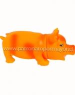 Cerdo de Goma x 6 Unidades