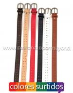 Cinturón de Dama x 12 Unidades