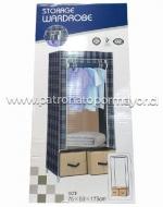 Closet con Cajones  x 1 Unidad Medidas: 75 x 75 x 175 CM