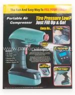 Compresor de Aire Portátil x1 Unds