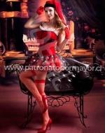 Disfraz Erótico Navidad x 1 Unidad Talla: M - L - XL