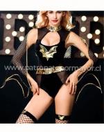 Disfraz Gatita Erotic x 1 Unds. Talla:  M - L - XL