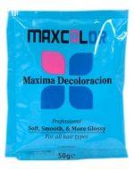 DECOLORANTE MAX COLOR 50GR x 6 Unids.
