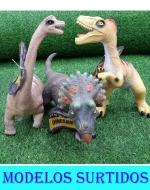 Dinosaurio de Juguete x 4 Unds.