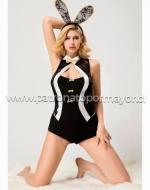 Disfraz Conejita Erotic x 1 Unds. Talla:  M - L - XL