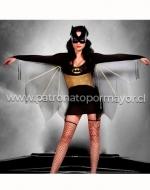 Disfraz Batwoman Erotic x 3 Unds. Talla:  M - L - XL