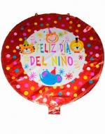 Globos Día del Niño x 25  Unds. Medida:  cm Aprox
