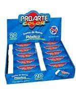 Gomas de Borrar ProArte x 40 unds.