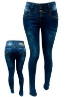 Jeans Dama  x 6 Unds. Tallas : 36 - 42
