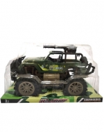 Jeep Militar x 4 Unds.