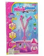 Micrófono para niño y niña x 4 unds