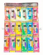x6 Set Carton Laser con Linterna
