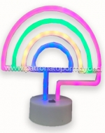 Lámpara Arcoíris x3 Unds 22cm