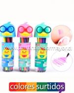 x6 Set Lapices de Colores