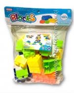 Lego en Bolsa Piezas Grandes x 4 Unidades