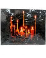 Cuadro con luz  50 X 40 cm x6 Unids