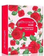 Mascarilla Hidratante de Rosas 20 ML x 6 Cajas