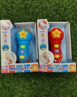 Micrófono para Bebe x 4 Unids