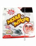 Juguetes Ratón Sorpresa x 3 Cajas