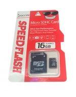Memoria SD 16GB Boccin x 3 Unids.