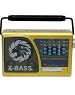 Parlante con Diseño Clásico con Radio - M - 118U x 3 Unds.