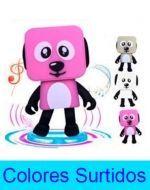 Parlante Robot Perrito x 3 Unds.