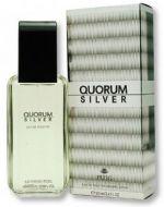Perfume de Hombre Quorum Silver x 1 Unds. Medida : 100ml.