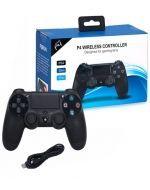 Joystick Bluetooth con Control Para  PS4 TP4-883  x 3 unds.