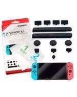 Kit de Protección Para Botones y Pantalla de Nintendo Switch  Dobe x 3 unds.