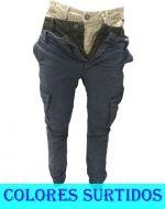 Pantalón de Hombre x 6 Unds. Talla: 40 - 48