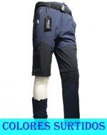 Pantalón de Hombre Impermeable  x 6 Unds. Talla: S - M - L - XL