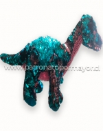 Peluche Dinosaurio con Lentejuela x 3 Unidades
