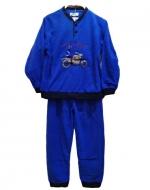 Pijama Polar niño x 3 unds Tallas: 12 - 14 - 16