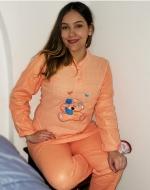 Pijama de Dama de Polar x 4 Unidades Tallas: S - M - L - XL