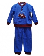 Pijama Polar niño x 4  unds :4 -  6 - 8 - 10