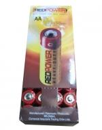 Pila RedPower AA x 80 Unds.